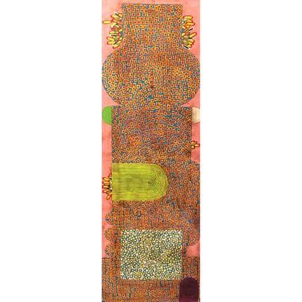 Gustavo Ortiz Hat N 6 40 x 120 cm