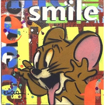 Philippe Euger Smile 13 x 13 cm
