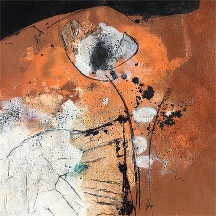 Han Fleur de l'ombre 2 36 x 36 cm