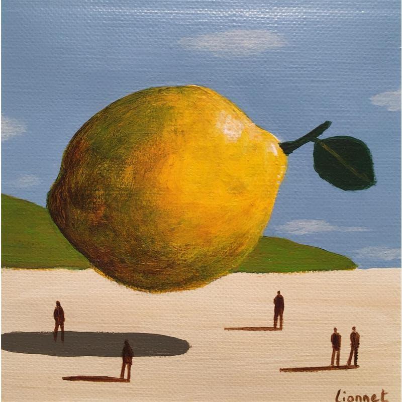 Citron vole
