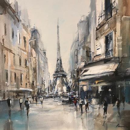 Richard Poumelin Paris 50 x 50 cm