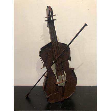 Nikola Vudrag Violon 50 x 15 x 59 cm