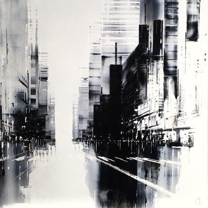 Julien Rey Ellipsis 80 x 80 cm