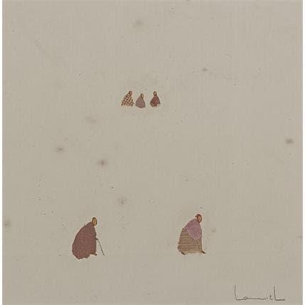 Lamiel Boubli Au Mali 3 13 x 13 cm