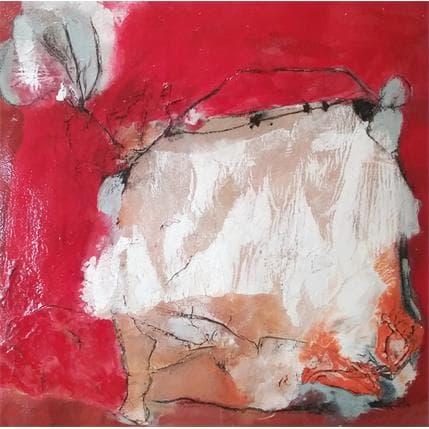 Han Frénétique poésie 1 36 x 36 cm