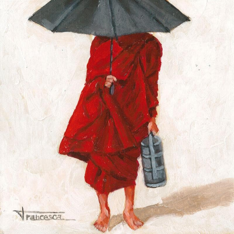 Monje budista 1