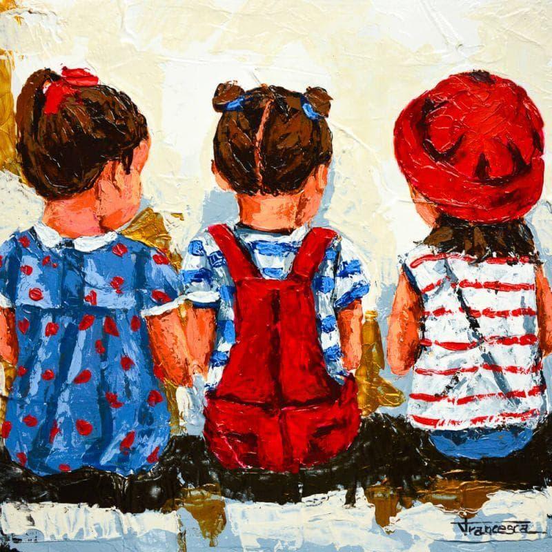 Ellas tres