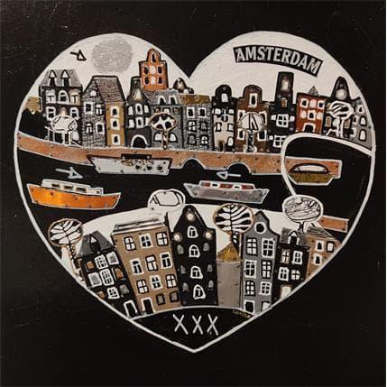 Lovisa Love Amsterdam 2 36 x 36 cm