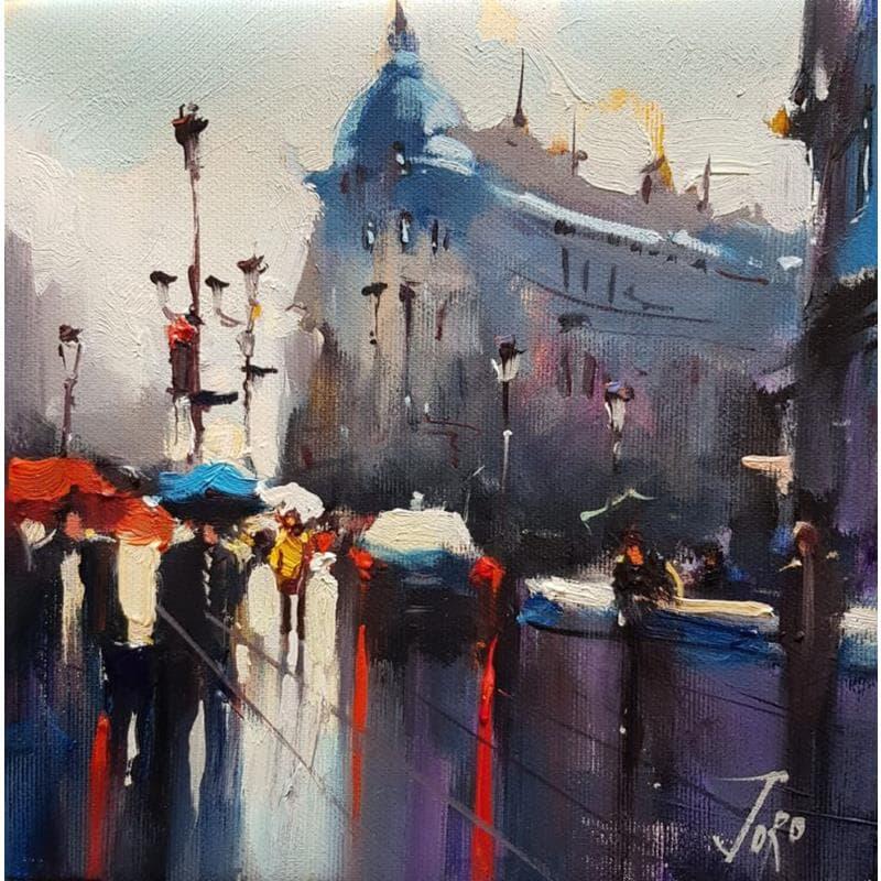 London's rain