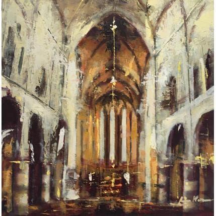 Amine Karoun St Jocobus inside 25 x 25 cm