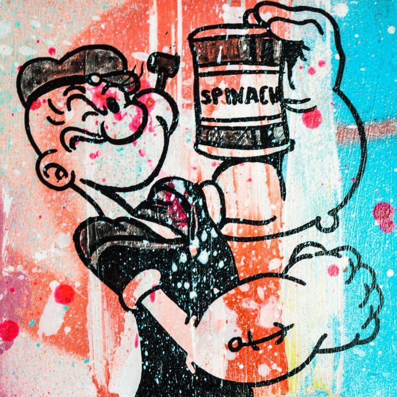 Popeye's spinachs