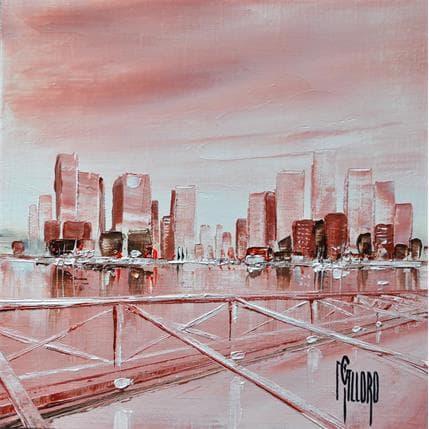 Maurizio Galloro Du pont à la ville 19 x 19 cm