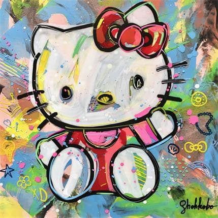 SHOKKOBO Hello Kitty 6B 19 x 19 cm