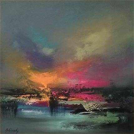 Beata Belanszky Midnight Share 36 x 36 cm