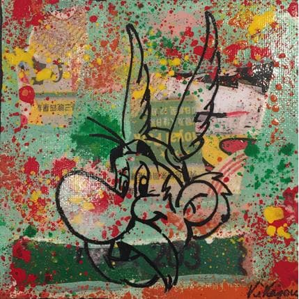 Kikayou Asterix 13 x 13 cm