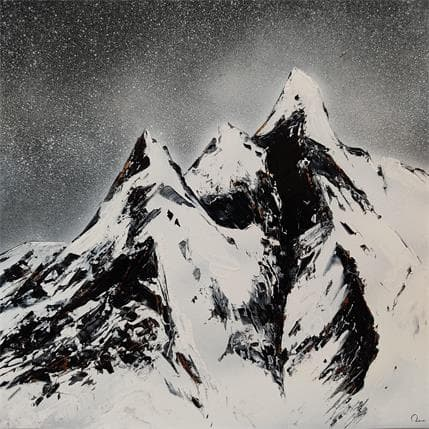 Rey Julien Alpes N° 2 25 x 25 cm