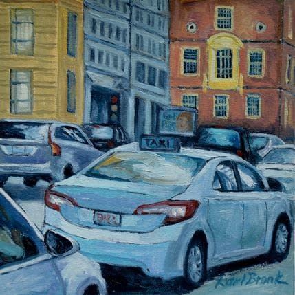 Karl Bronk Congestion 13 x 13 cm