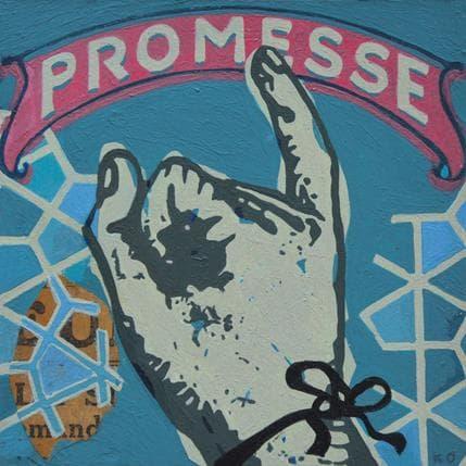 Kano Okuuchi Promesse 13 x 13 cm