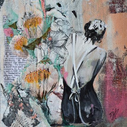Marie-Josée Bergeron The last dive 13 x 13 cm