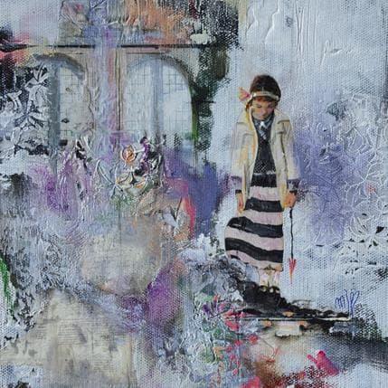 Marie-Josée Bergeron Double love 19 x 19 cm