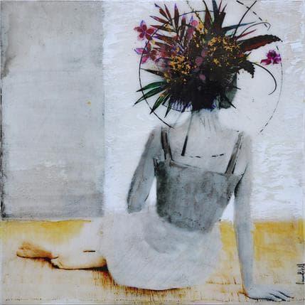 Laura Bofill En un circulo 25 x 25 cm