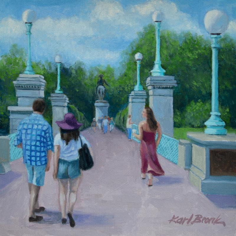 Garden Park Bridge