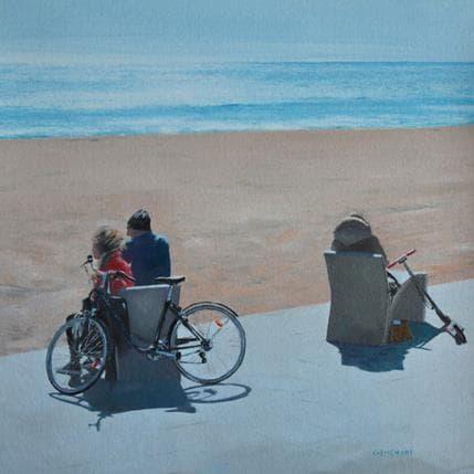 Sergi Castignani Sunny day 1 36 x 36 cm