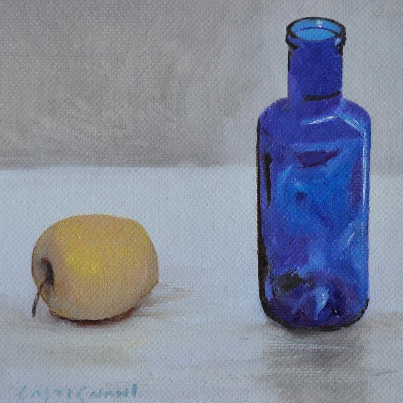 Bleu-jaune