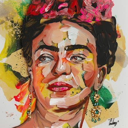 Nathalie Cubero Frida 71C 25 x 25 cm