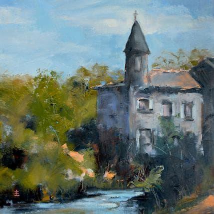 Jean David The Mouline 36 x 36 cm
