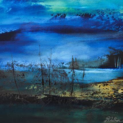 Rose Dalban Nocturne 25 x 25 cm