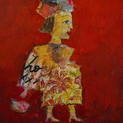 Valérie Depadova Faune au sac 19 x 19 cm