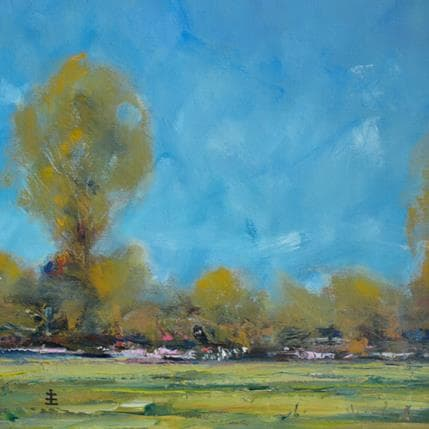 Jean David Autumn 25 x 25 cm