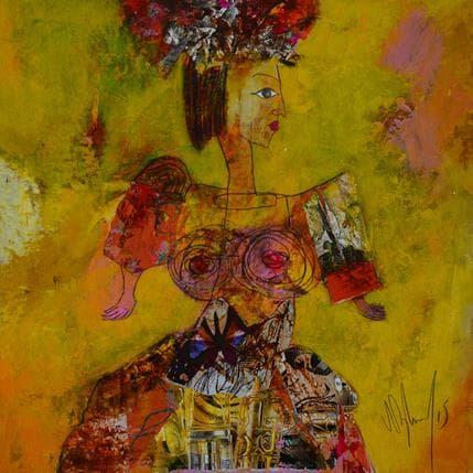 Valérie Depadova AMarillo 36 x 36 cm