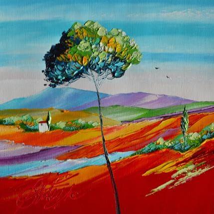 Fonteyne David Mougins les plaines 25 x 25 cm