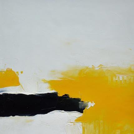 Nathalie Dumontier J'aime l'instant 36 x 36 cm
