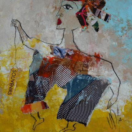 Valérie Depadova Les souvenirs qu'on promène 13 x 13 cm
