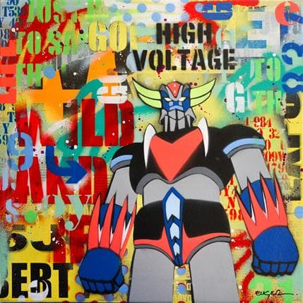 Philippe Euger High Voltage 36 x 36 cm