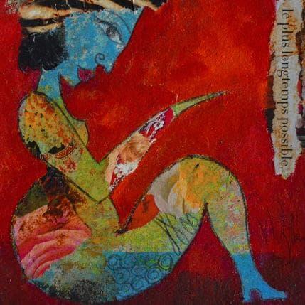 Valérie Depadova Le plus longtemps possible 13 x 13 cm
