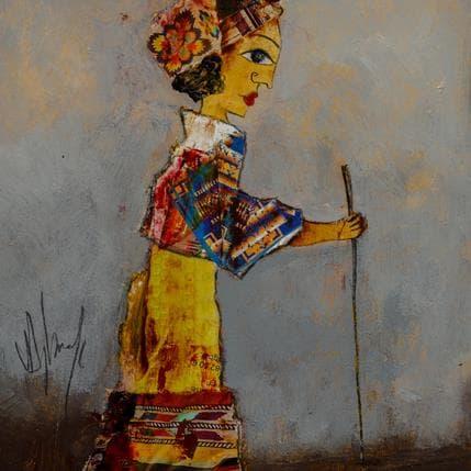 Valérie Depadova Ermite 19 x 19 cm