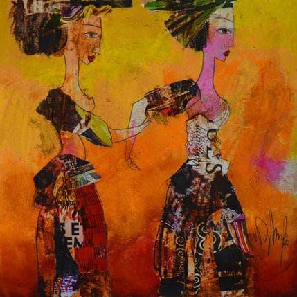 Valérie Depadova Viens ! 36 x 36 cm