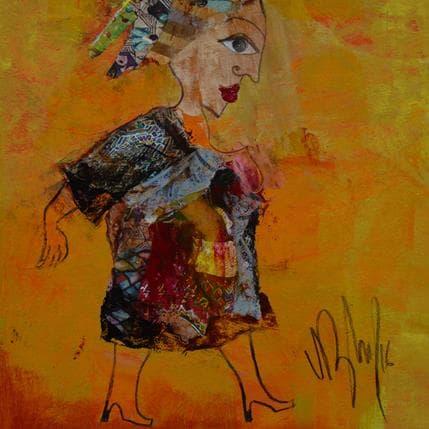 Valérie Depadova Petite femme 13 x 13 cm