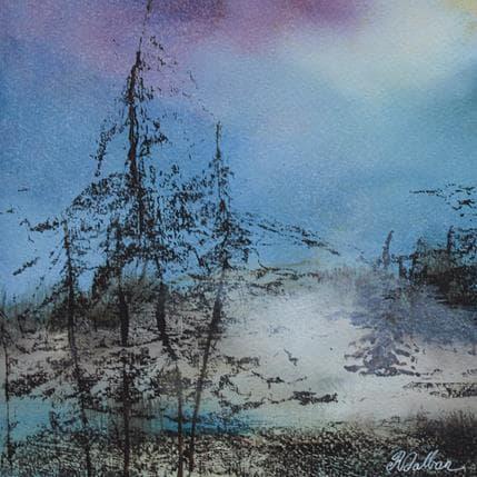 Rose Dalban Douce rêverie 19 x 19 cm