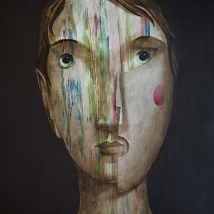 Fabien Delaube Ja5 36 x 36 cm