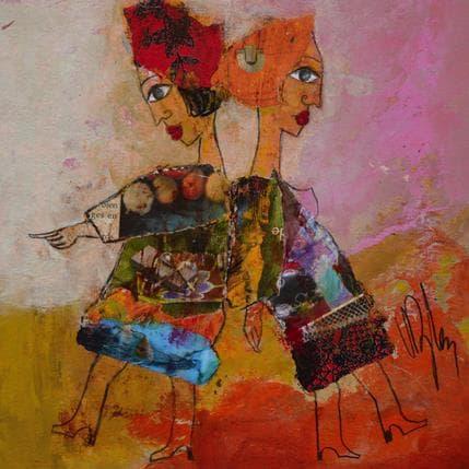 Valérie Depadova Contre 19 x 19 cm
