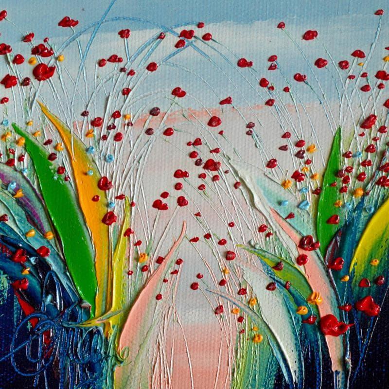 L'amour dans les fleurs