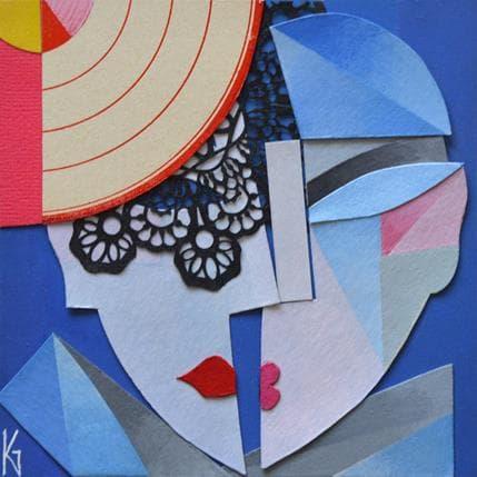 Karl Gustavsen Night Party 13 x 13 cm