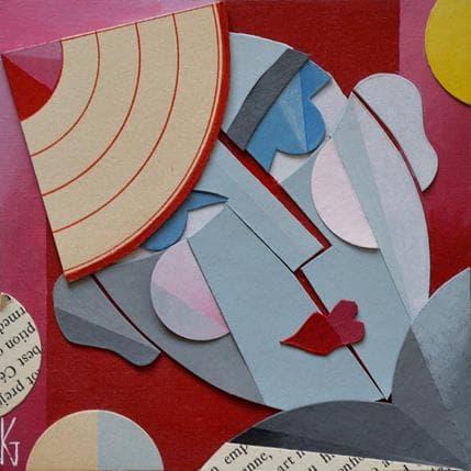 Karl Gustavsen My little circus 13 x 13 cm