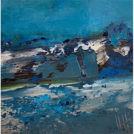 Philippe Hillenweck Vague #3 19 x 19 cm