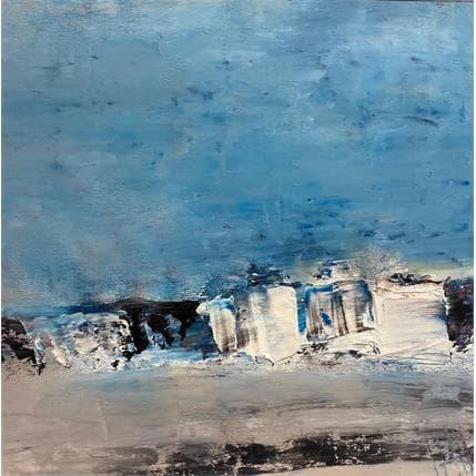 Philippe Hillenweck Rocks Marins II 25 x 25 cm